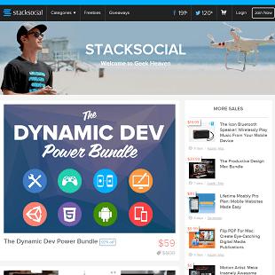StackSocial.com Review