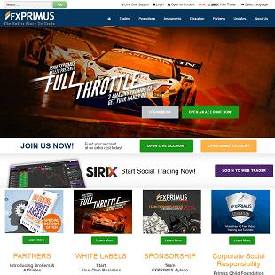 Review Of FXPrimus.com