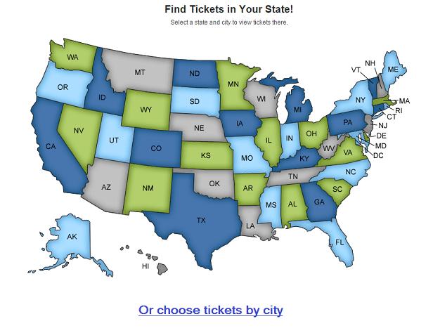 TicketLiquadator.com - Buy Concert tickets, theater tickets and sports ticket online