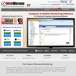 WebWatcher Review
