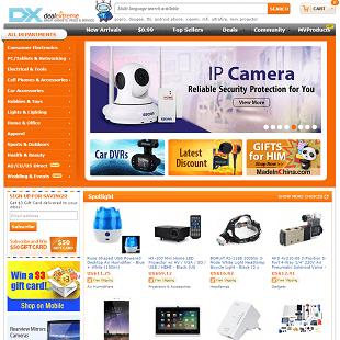 Review Of DX.com