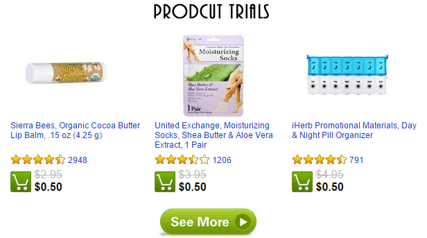 iHerb.com - Buy Vitamins, Supplements and Natural Health Products onlinesavings