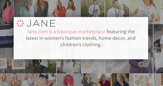 Jane.com - Online clothing store & boutique deals for women