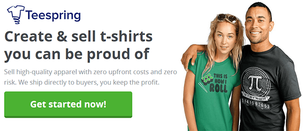 TeeSpring.com - Create Custom T-Shirts Online, Design, buy and sell your T-Shirts