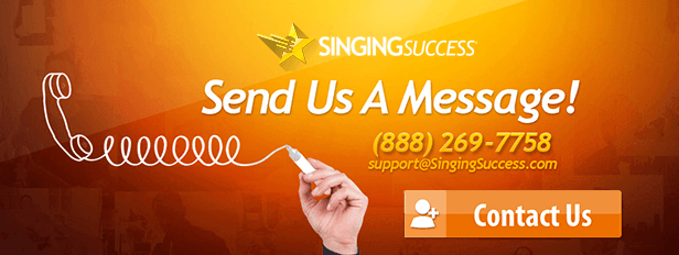 SingingSuccess.com - Website about singing lessons, how to sing and learn singing online