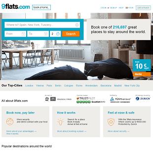 9Flats.com Review