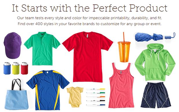 CustonInk.com - Create your own custom T-shirts online