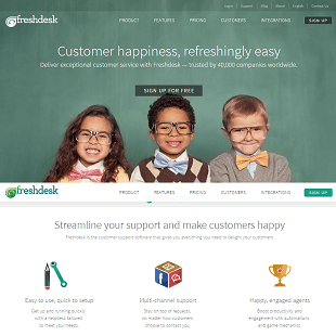 FreshDesk.com Review