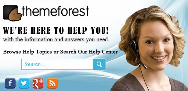 Themeforest.net - Website templates and wordpress themes