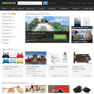 Groupon.co.uk Review
