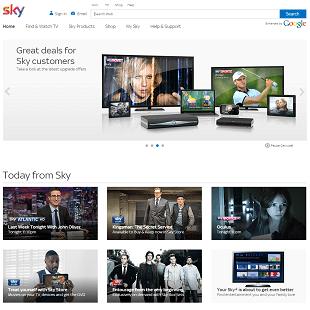 Sky.com Review