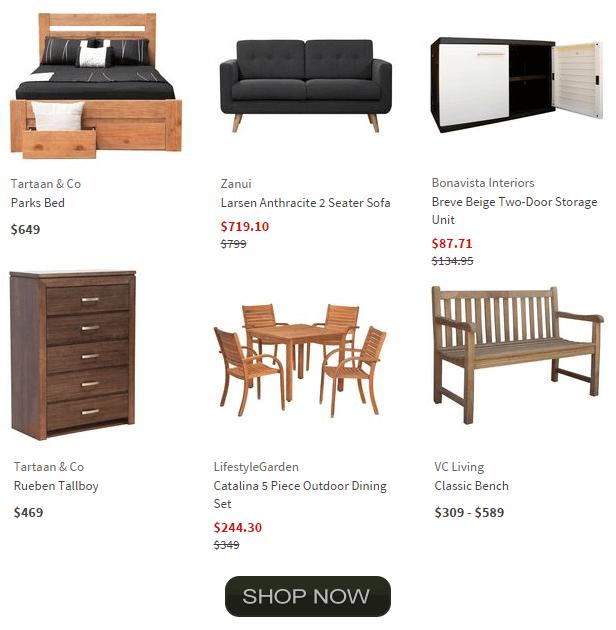 Zanui.com.au - Australia's online destination for furniture and homewares