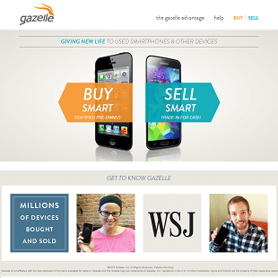 Gazelle.com Review
