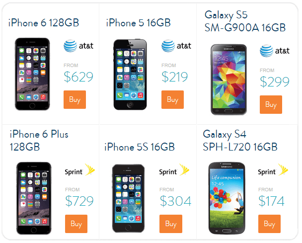 Gazelle.com - Buy and Sell Cell Phones online