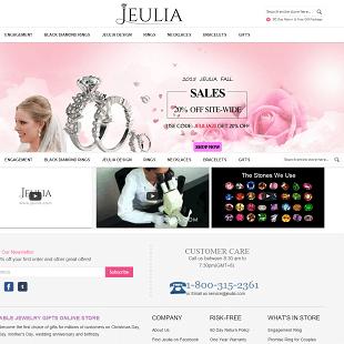 Jeulia online jewelry store