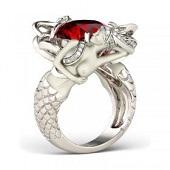 Jeulia Design Rings