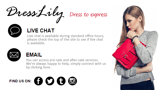 Dresslily.com - Casual style clothing, shoes, jewelery and more