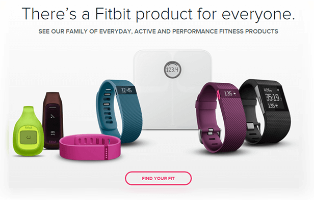 fitbit.com - Activity trackers and smart gadgets