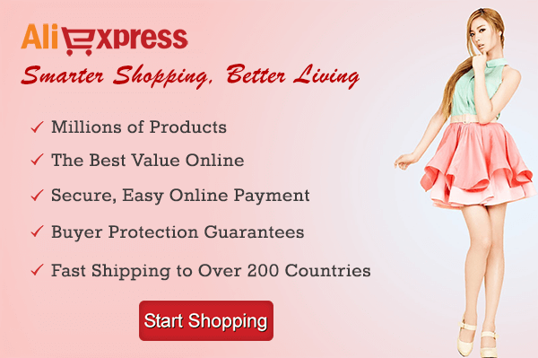 Ali Express - China's largest online shopping store for electronics, fashion, jewelry, toys and more