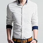 Besto - Polka Dot Shirt