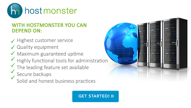 Host Monster - Professional web hosting services
