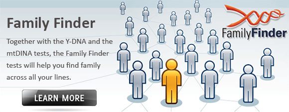 Family Tree DNA - Genetic testing for ancestry, family history & genealogy