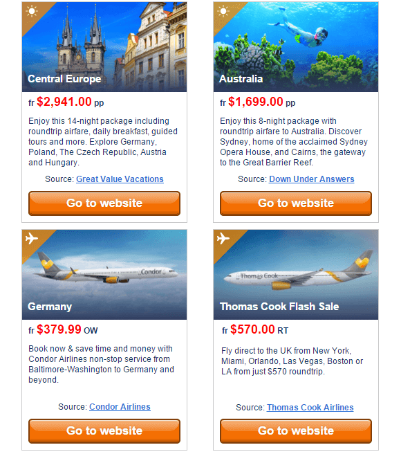 Cheapflights.com Review - Cheap airline tickets and airfare deals