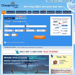 Cheapflights.com Review