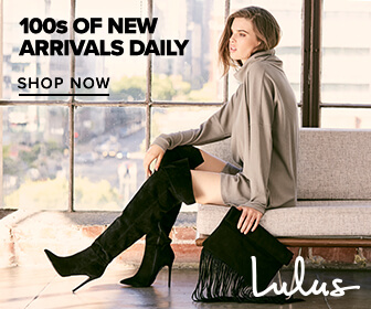 Lulus.com - Online clothing and fashion store