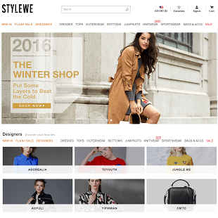Stylewe Review