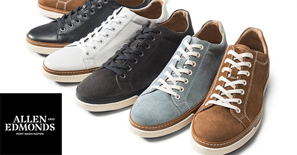 Ellen Edmonds- Online store for men's shoes and clothing