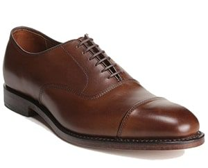 Park Avenue Cap Toe Oxfords