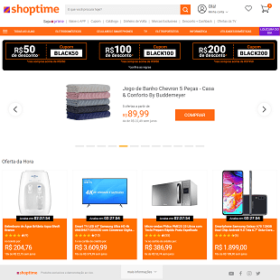 shoptime review banner