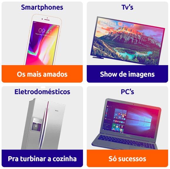 shoptime.com.br - Online shopping store from Brazil