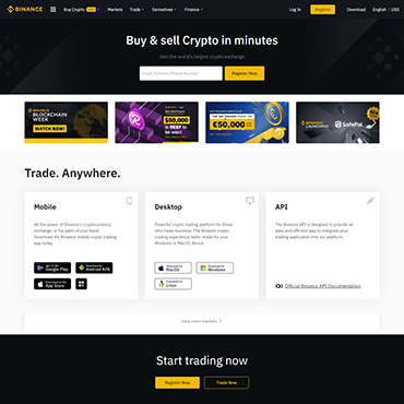Binance review featured image